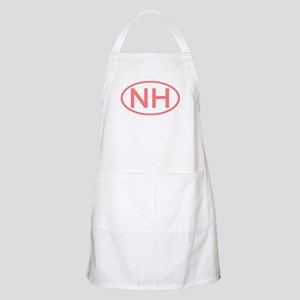 NH Oval - New Hampshire BBQ Apron