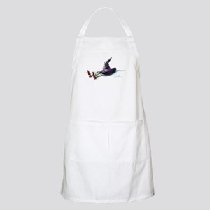 Shrunk Witch BBQ Apron