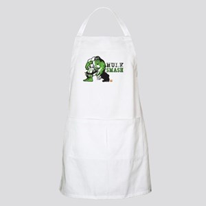 Hulk Color Splash Apron