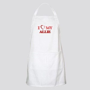 I love my Allie Light Apron