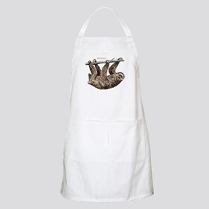 Three-Toed Sloth Apron