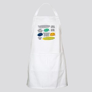 Seinfeld Quotes Light Apron