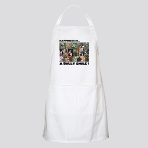 Bully Smiles! BBQ Apron