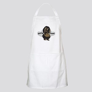 Doxie Lover BBQ Apron