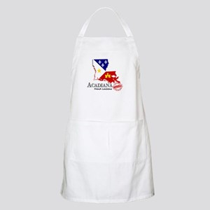Acadiana French Louisiana Cajun Apron