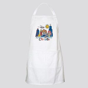 Chicago Kids Dark Apron