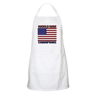 f837b00a Usa World Champions Aprons - CafePress