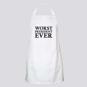Worst President Ever Apron