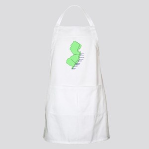 Jersey Shore BBQ Apron