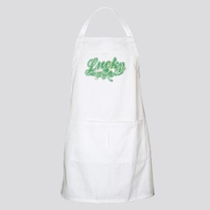 Lucky Irish Shamrock Apron