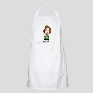 Peppermint Patty Apron
