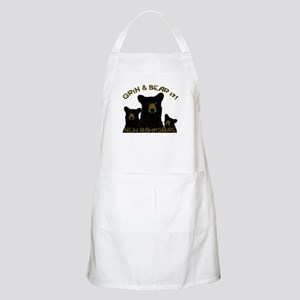 Grin & Bear it! Apron