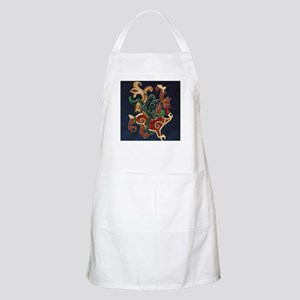 Harvest Moons Viking Deer Apron