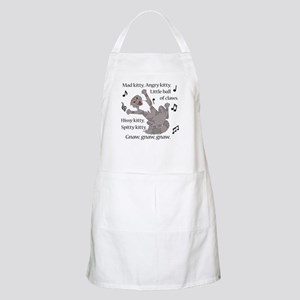 Mad Kitty Angry Kitty Apron