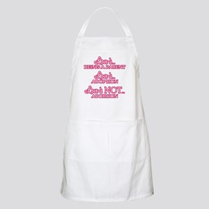 Love is Pro-Life Apron