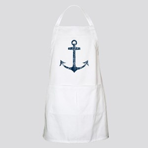 Retro Anchor Apron