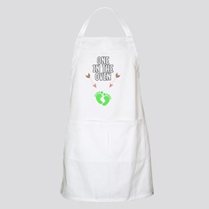 One In The Oven Aprons - CafePress