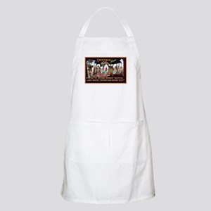 Wisconsin Greetings Apron