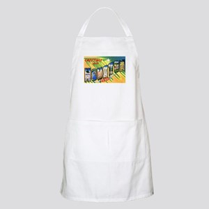 Houston Texas Greetings BBQ Apron