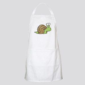 Spotted Snail Apron