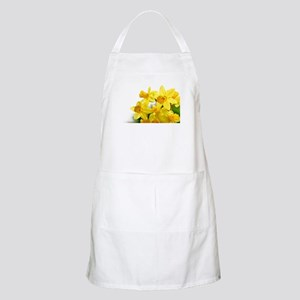 Daffodils Style Apron