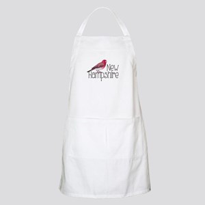 New Hampshire Finch Apron