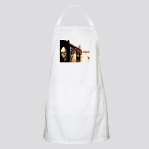 Newport Bridge Sunset BBQ Apron