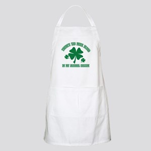 Funny retired Apron