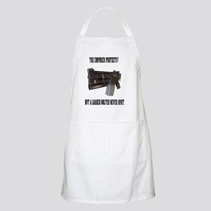 loaded bolter light Apron