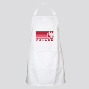 Poland Sunset Apron (dark)