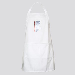 Paralegal's BBQ Apron