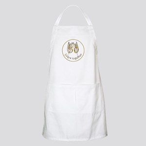 50 Years Together Apron