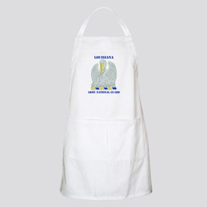 DUI-LOUISIANA ANG WITH TEXT Apron