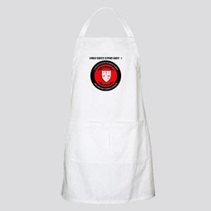 Combat Service Support Group - 1 with Text Apron