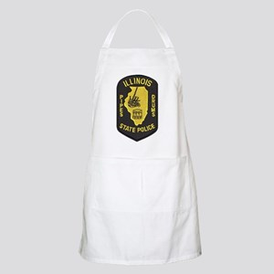 Illinois SP Pipes & Drums BBQ Apron