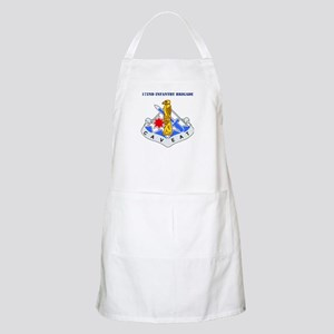 DUI-172nd Infantry Brigade with text Apron