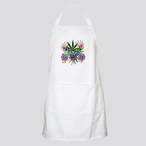 Marijuana Art Apron