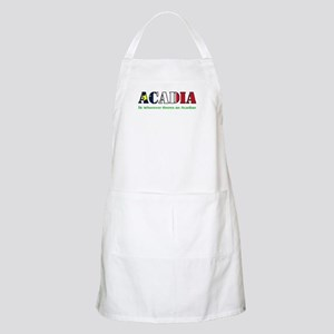 Acadia is where LARGE BBQ Apron