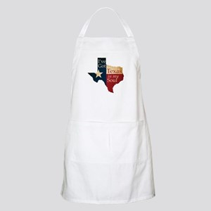 Texas in my Soul Apron