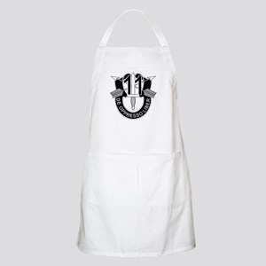 11th Special Forces - DUI - No Txt Apron