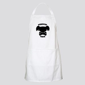 Forensic Chick Apron