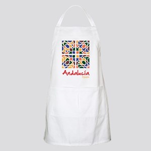 Andalusian Tiles 1 Apron
