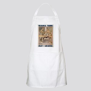 Air Service WWI Poster BBQ Apron