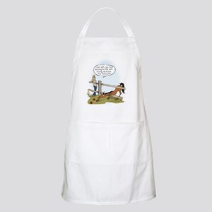 The Grass is Greener Apron