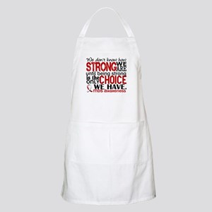 MDS How Strong We Are Apron