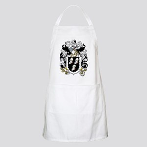 Hollyday Coat of Arms BBQ Apron