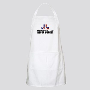 Never Forget w Flags Apron