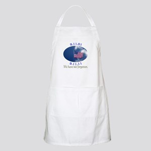 9-11 Not Forgotten Apron