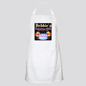 SUPER 60TH Apron
