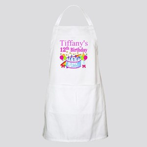 PERSONALIZED 12TH Apron